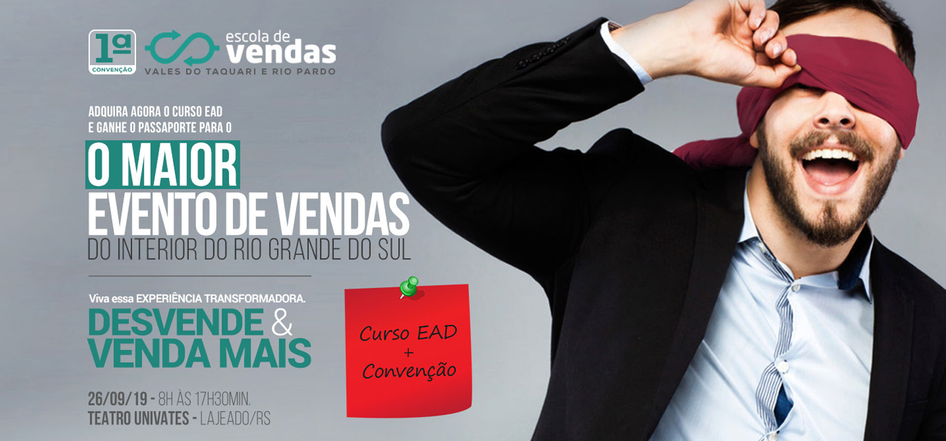 Escola de Vendas - Evento